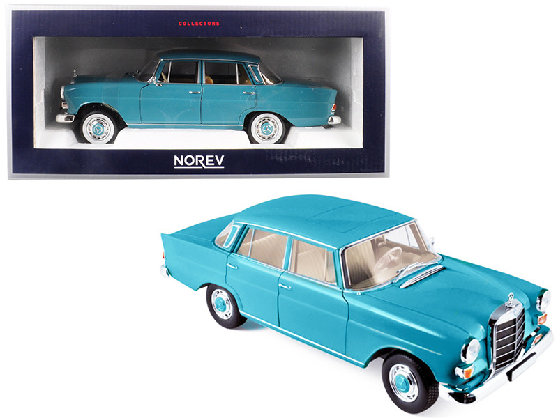 1966 Mercedes Benz 200 1/18 Diecast Model Car Norev 183577