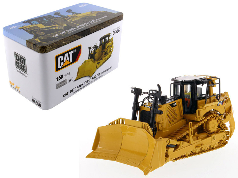 CAT Caterpillar D8T Track Type Tractor Dozer with 8U Blade and Operator \High Line Series\