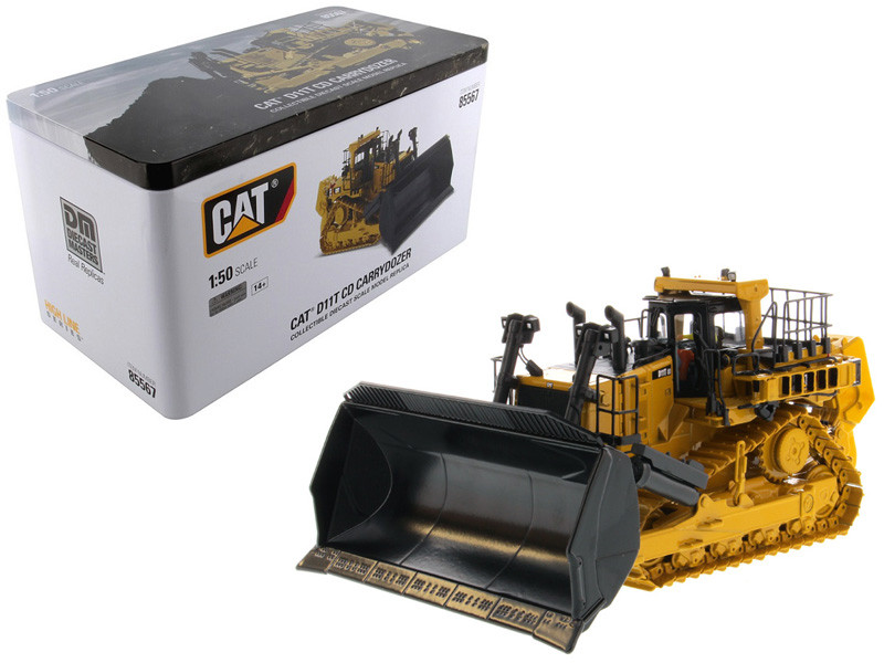 CAT Caterpillar D11T CD Carrydozer with Operator \High Line Series\