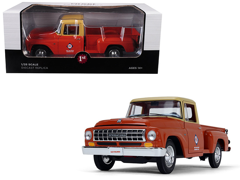 International Allis Chalmers C1100 Parts Service Pickup Truck Copper 1/25 Diecast Model Car First Gear 40-0419