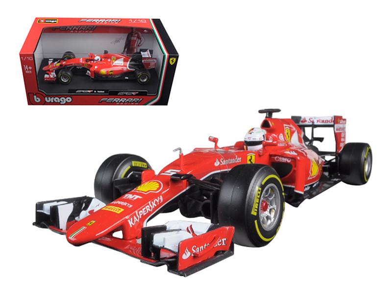 2015 Ferrari Formula 1 F1 SF15-T #5 Sebastian Vettel 1/18 Diecast Model Car Bburago 16801