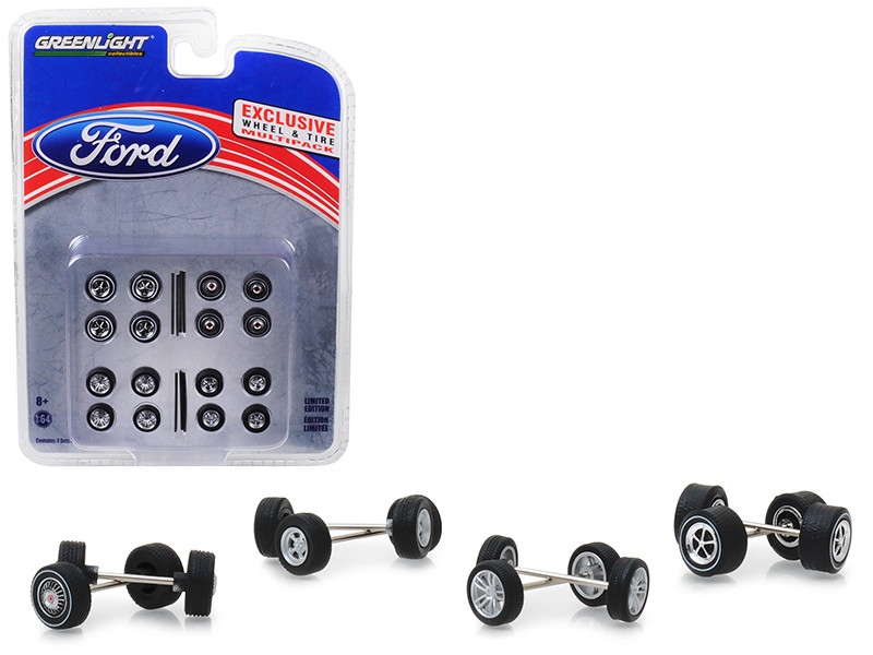 Wheel and Tire Multipack Set of 24 pieces \Ford\