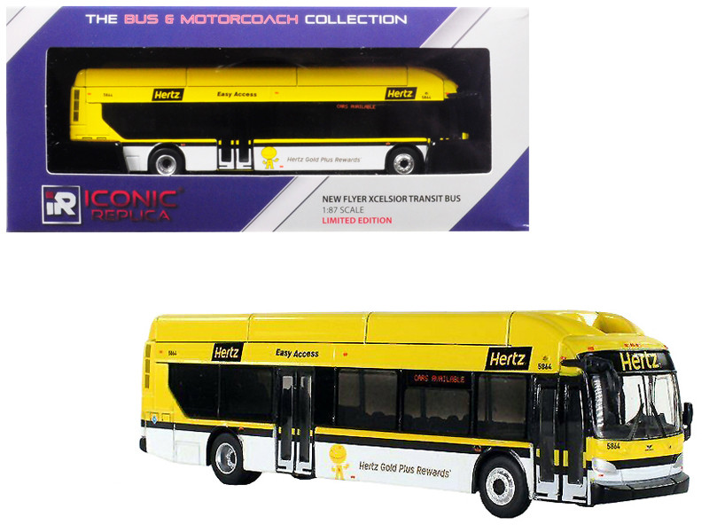 New Flyer Xcelsior Transit Bus \Hertz\