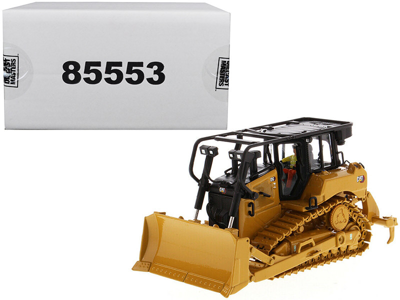 CAT Caterpillar D5K2 LGP Track Type Tractor Dozer with Ripper and Operator High