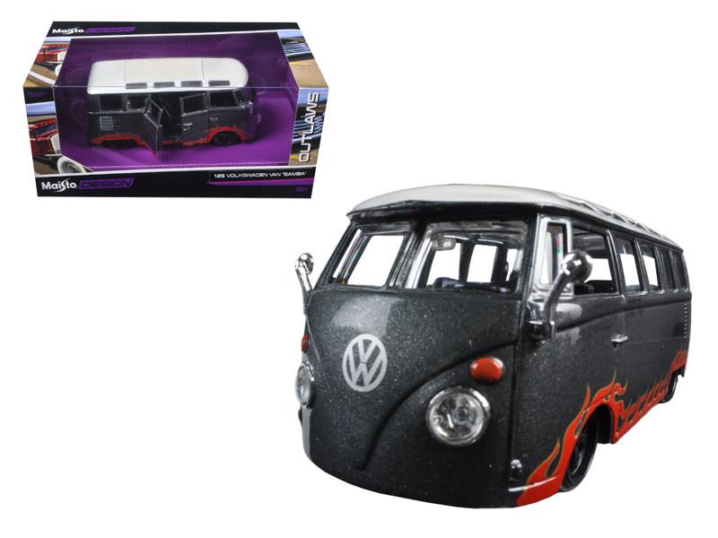 Volkswagen Van Samba Grey \Outlaws\