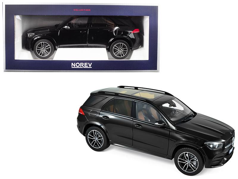 2019 Mercedes Benz GLE Black 1/18 Diecast Model Car Norev 183462