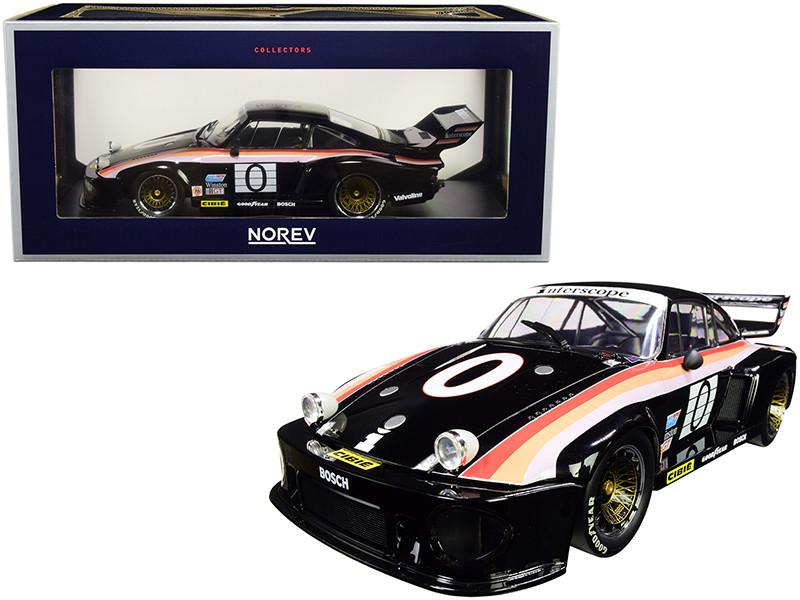 Porsche 935 #0 Field Ongais Haywood Winners Daytona 24H 1979 Interscope Racing 1/18 Diecast Model Car Norev 187437