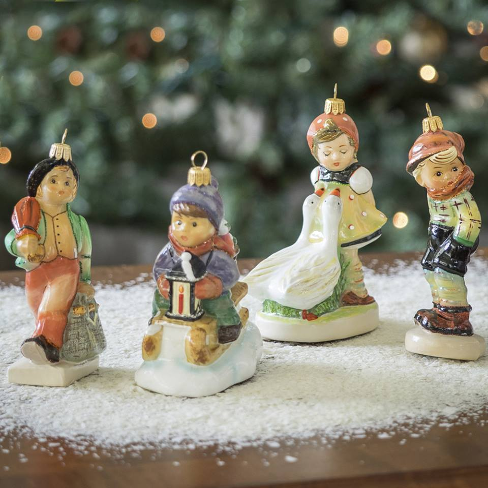 Hummel Christmas Ornaments.Blog