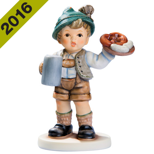 M.I. Hummel Bavarian Toast