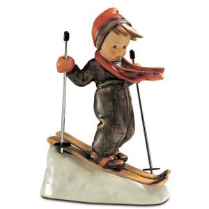 M.I. Hummel Skier