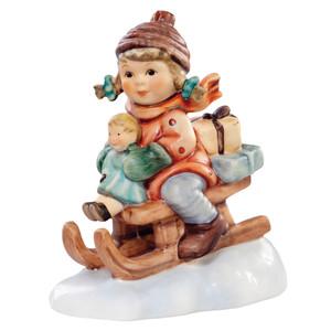M.I. Hummel Christmas Delivery
