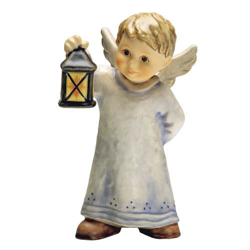 M.I. Hummel Angel with Lantern