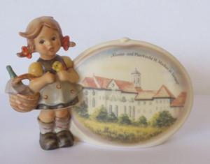 Little Visitor - Convent Plaque