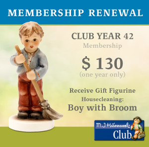 Membership Renewal (Club Year 42)