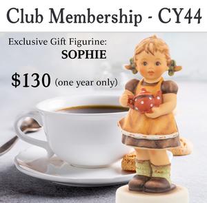Membership Renewal (Club Year 44)