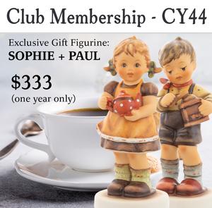 Membership Renewal (Club Year 44) + Hum 2416 Paul
