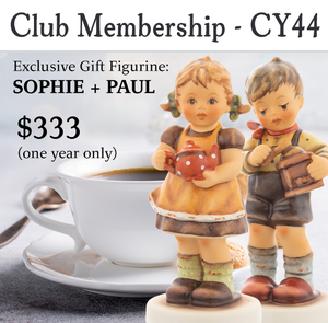 New Membership (Club Year 44) + Hum 2416 Paul