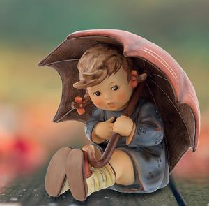 Umbrella Girl HUM 152/B/0