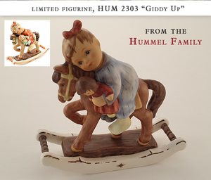 HUM 2303 Giddy Up (members only)