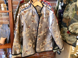 Reversible Trimdin Jacket