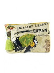 Dream Large Accessory Pouch by PAPAYA!