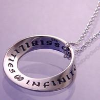 Infinite Possibilties Necklace