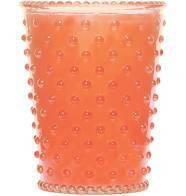Guava Hobnail Candle