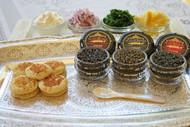 Plaza Caviar Trio Package