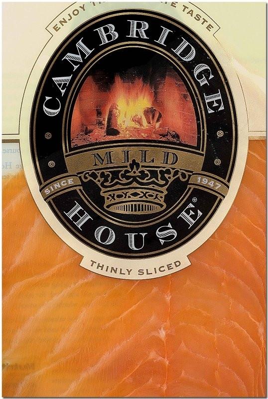 Smoked Salmon 4 oz - PlazaDeCaviar