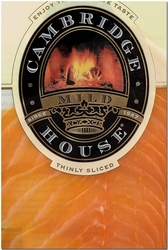 Smoked Salmon 4 oz
