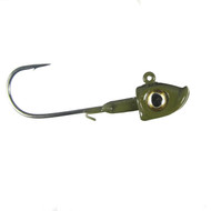 Golden Eye Swimmer head - 2pk.
