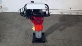 Jumping Jack Tamper Kushlan HCR80K Impact Rammer Honda GX 160 Commercial engine