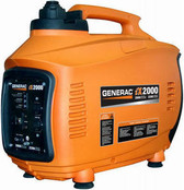 2000W GAS PORTABLE INVERTER GENERATOR QUIET SAFE 126CC