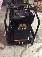 MI-T-M HSP-3504-3MGH Hot Water Pressure Washer