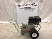 Mi-T-M Power Washer 3500 psi Aluminum Series Cold Water Belt Driven-NEW