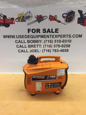 Generac iX Series 800 Portable Inverter Generator,Generac 5791 Portable Generator 800 Watts Salesman Demo Model