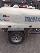 Wacker Neuson LTN6L Light Tower 2010 Used