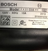 Bosch Breaker