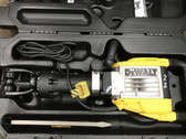 Dewalt D25960K New Pavement Breaker Jack Hammer Electric Concrete Demolition