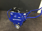 New Bluebird B424B Lawn Aerator with Commercial 5.5 HP Briggs and Stratton Engine