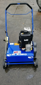 Bluebird PR18 Power Rake Lawn Dethatcher