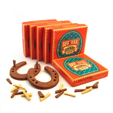 Horseshoes & Nails Small Gift Box (Case of 6)