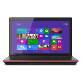 "Toshiba Qosmio X75-A7180, 17.3"" Full HD Display, i7-4700MQ Processor, 16GB RAM, 1TB Hard drive, 256GB Solid State Drive"