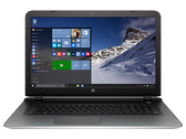 "HP Pavilion 17T, 17.3"" Full HD Display (1920x1080), i7-6700HQ Processor, 2.6GHz, 16GB RAM, 1TB Hard drive, with Bang and Olufsen PLAY with 2 speakers"