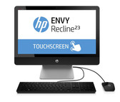HP Envy Recline 23-K407NA, Full HD (1920X1080) Touchscreen, i7-4790T Processor, 2.7GHz, 8GB RAM, 2TB Hard Drive,  NVIDIA GF 830A 2GB Dedicated Graphics