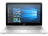 HP Envy 15-AS100 Series, QHD 4K Display (3840X2160), i7-7500U, 2.7GHz, 16GB RAM, 1TB Hard Drive and 256GB Solid State Drive