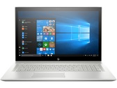 HP Envy 17-BW000NA, 4K Display (3840x2160), i7-8550U, 1.8GHz, 16GB RAM, 1TB Hard drive, 16GB Solid State drive and Nvidia Geforce MX150