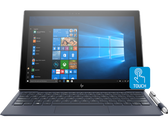 "HP Envy X2, 12-E000NA 2 IN 1, 12.3"" WUXGA+ Display (1920 x 1280), Qualcomm Snapdragon 835 Processor, 2.6GHz, 4GB RAM, 128GB UFS and Qualcomm® Adreno 540 GPU"