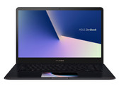 "ASUS ZenBook Pro UX580GD, 15.6"" 4K Touchscreen (3840 x 2160), I7-8750H Processor, 16GB RAM, 512GB Solid State Drive, Nvidia Geforce GTX 1050"