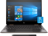 "HP Spectre X360 13-AP0000 Series, 13.3"" 4K Touchscreen (3840x2160), i7-8565U Processor, 4.6GHz, 16GB RAM, 512GB Solid State Drive"